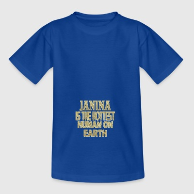 Janina - Teenager T-Shirt
