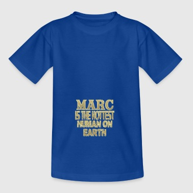 Marc - Teenage T-shirt