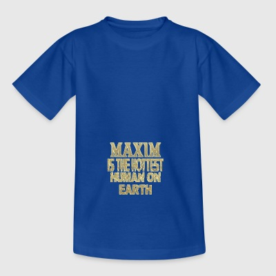 Maxim - Teenager T-Shirt