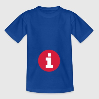 2541614 130151793 information - Teenager T-Shirt