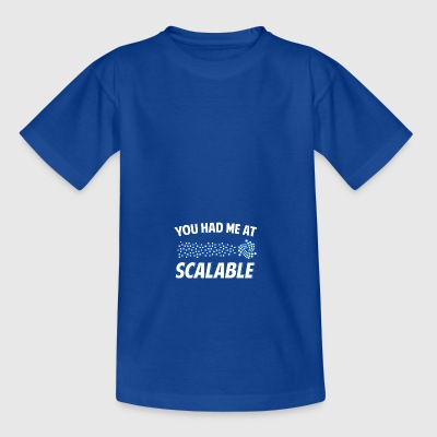 IOTA Scalability / Gift - Teenage T-shirt