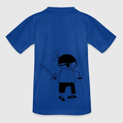 pirate1 - Teenage T-shirt