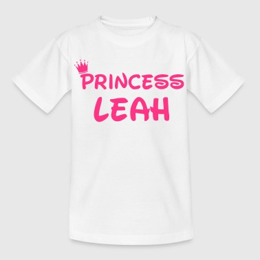 Princess Leah - Teenage T-Shirt