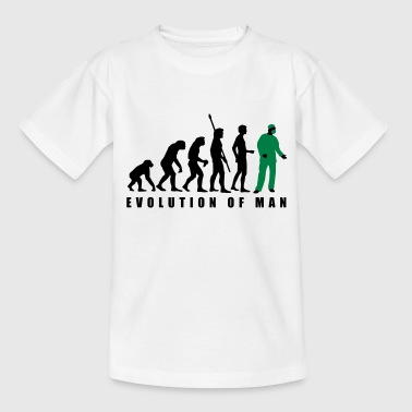 evolution_chirurg_2c - Teenager T-Shirt