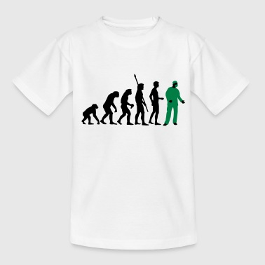 evolution_chirurg_b_2c - Teenage T-shirt