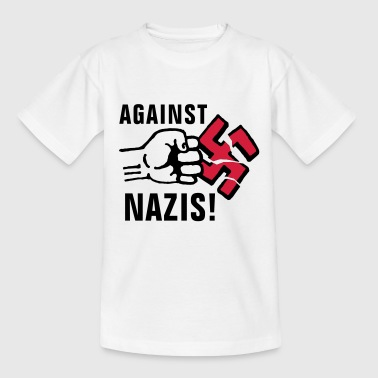 gegen_nazis_012011_g_3c - Teenage T-shirt