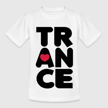 Trance Tower - Teenager T-shirt