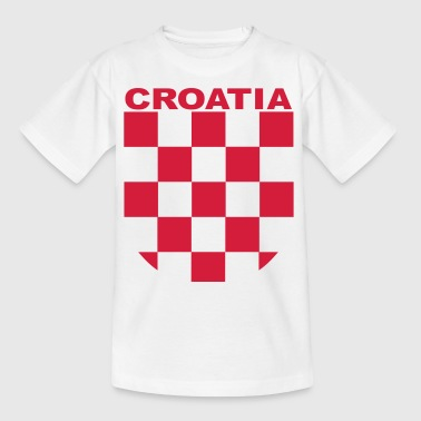 Croatia Logo  - Teenager T-Shirt