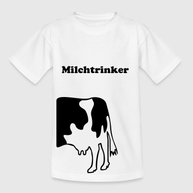 KUH ohne MUH - Teenager T-Shirt