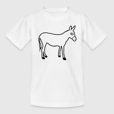 Donkey - Teenage T-shirt