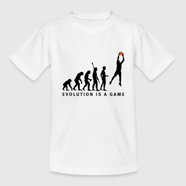 evolution_basketball_072011_b_2c - T-shirt Ado