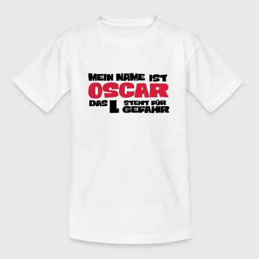 oscar - Teenager T-Shirt