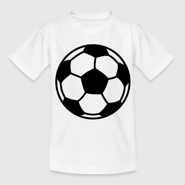 soccer football ball - Teenager T-Shirt