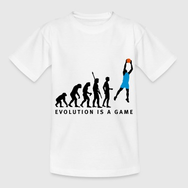 evolution_basketball_072011_b_3c - Teenager T-Shirt