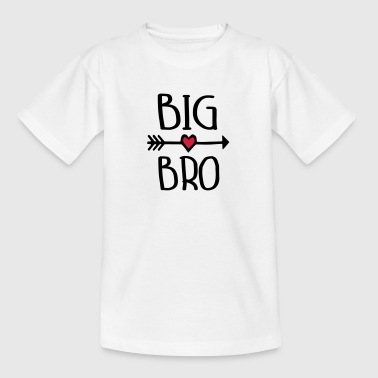 Big Bro - Teenager T-Shirt