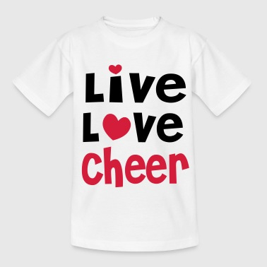 neulivelovecheer - Teenager T-Shirt