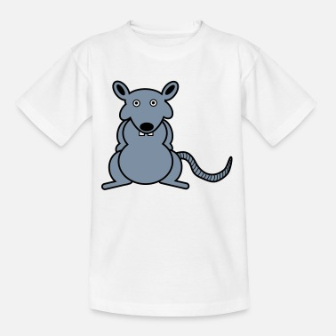 Ratten Rat - Teenager T-shirt