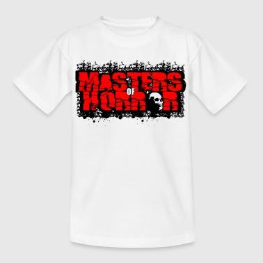 masters of horror - Teenager T-shirt