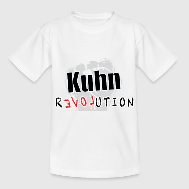 Kuhn Revolution - Teenager T-Shirt