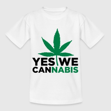 Yes We Cannabis! - Teenager T-Shirt