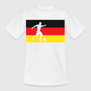 Soccer Germany Soccer Fan Gift - Teenage T-Shirt