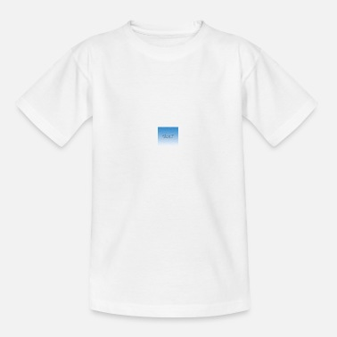 Blue Sky sky blue - Teenage T-Shirt
