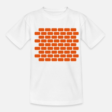 Mauer Mauer - Teenager T-Shirt