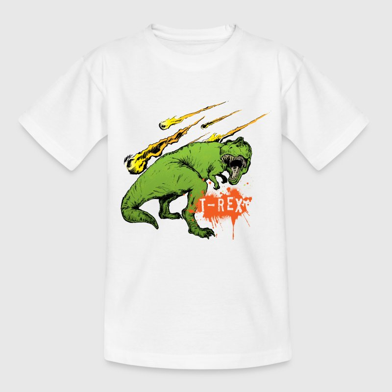 Animal Planet T-Rex - T-shirt tonåring