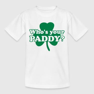St. Patrick's Day - Teenage T-Shirt