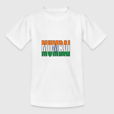 INDIA MUMBAI - Teenage T-Shirt