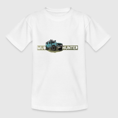 Mud Hunter - Defender - Teenage T-Shirt