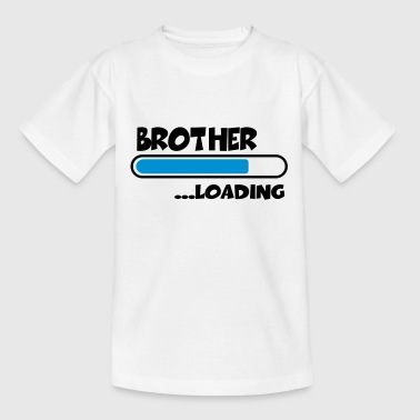 Hermano Mayor Brother loading - Camiseta adolescente