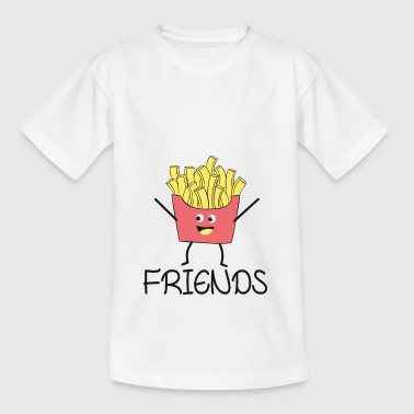 Best Friends Geschenk Partnerlook Beste Freunde - Teenager T-Shirt