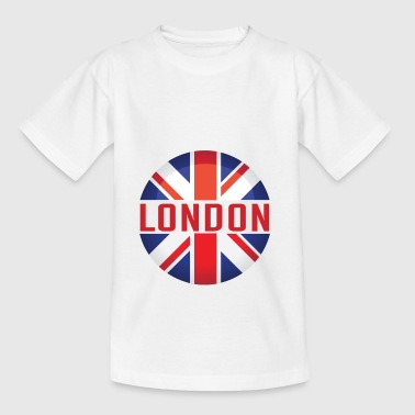 London design. Modern and trendy - Teenage T-Shirt