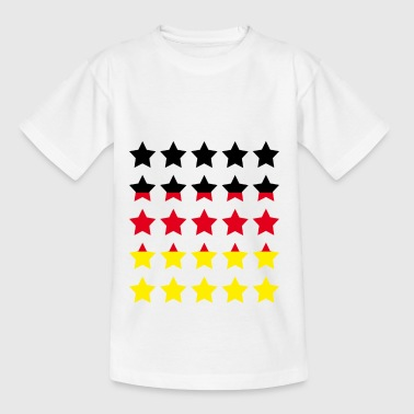 5 Stars Germany Review - Teenager T-Shirt