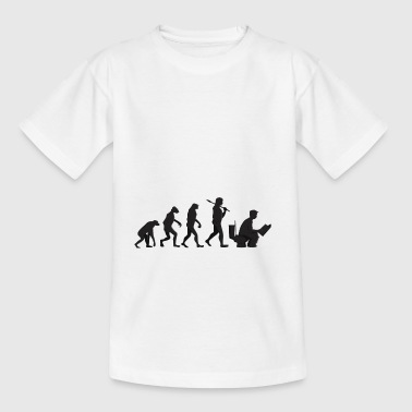 Evolution - Toilette - Cadeau - T-shirt Ado