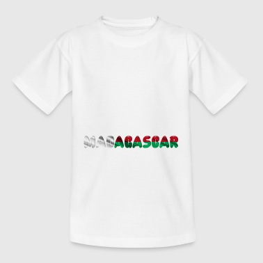 Madagascar - Teenager T-Shirt