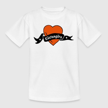 küstengöre seemannsbraut - Teenager T-Shirt