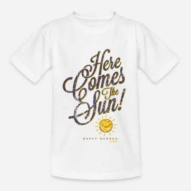 SmileyWorld 'Here comes the sun' t-shirt - Maglietta per ragazzi