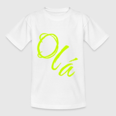 Ola - Teenage T-Shirt