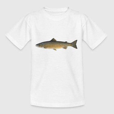 Lachs - Teenager T-Shirt