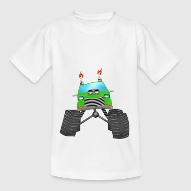 monster Truck - T-shirt tonåring