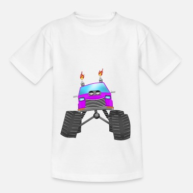 Monstertruck Monster Truck - Teenager T-shirt