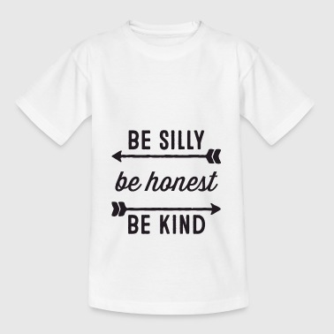 Be Kind - Teenage T-Shirt