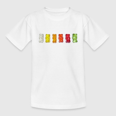 Gummibären - Teenager T-Shirt