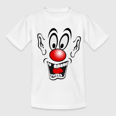 clown - T-shirt Ado