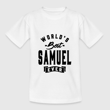 SAMUEL - Teenager T-shirt
