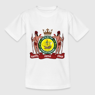 Kroon WP Suriname - Teenager T-shirt
