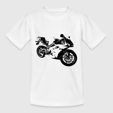 motorbike - Teenage T-Shirt