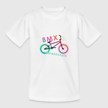 Streetstyle BMX - Teenager T-shirt